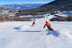 ASAMA2000公園滑雪場