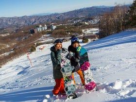 草津国际滑雪场