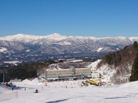 WHITEPIA高須滑雪場