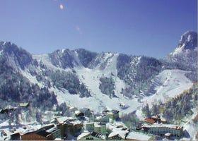 志賀高原熊之湯滑雪場