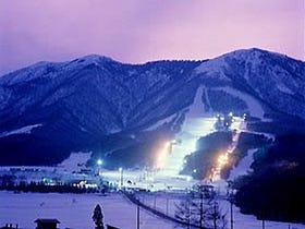 Iizuna Ski Resort