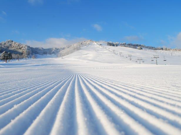 MontDeus 飞騨位山滑雪公园
