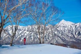 户隐滑雪场
