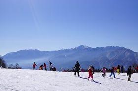 富士見高原滑雪場