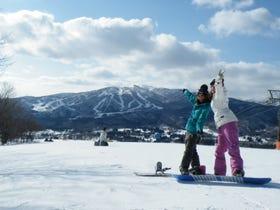 HIRUGANO高原滑雪场