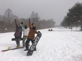 沼尻滑雪場