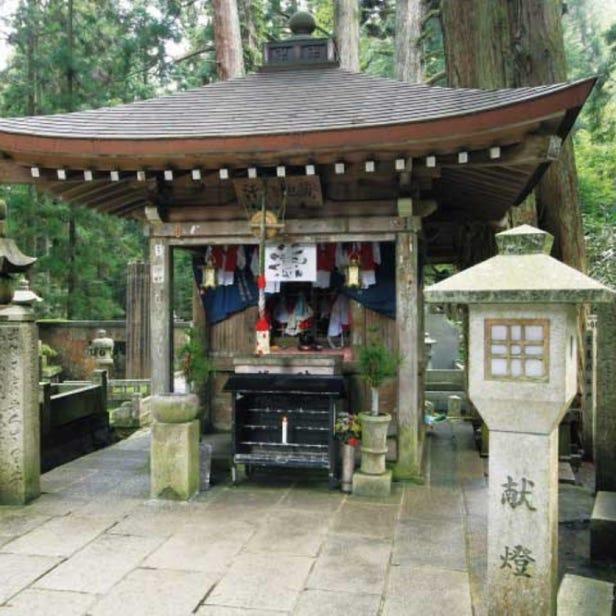 Koyasan Okunoin Kobo Daishi Mausoleum