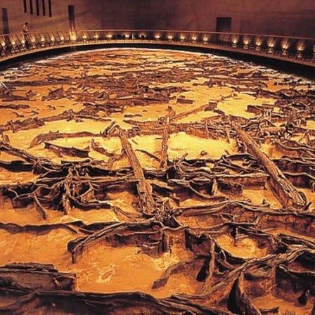 地底之森博物館(仙台市富澤遺跡保存館)