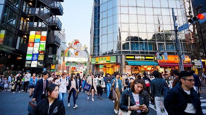 Barangan mewah dengan Harga Rendah: Yang terbaik dan pelbagai di Kedai Harajuku dan Omotesando