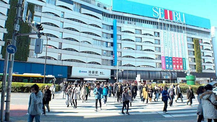 東京・池袋 池袋駅周辺マップ&観光情報