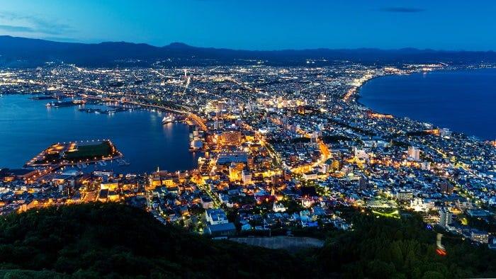 홋카이도 여행 - 하코다테 관광시 반드시 가봐야 할 명소 5곳