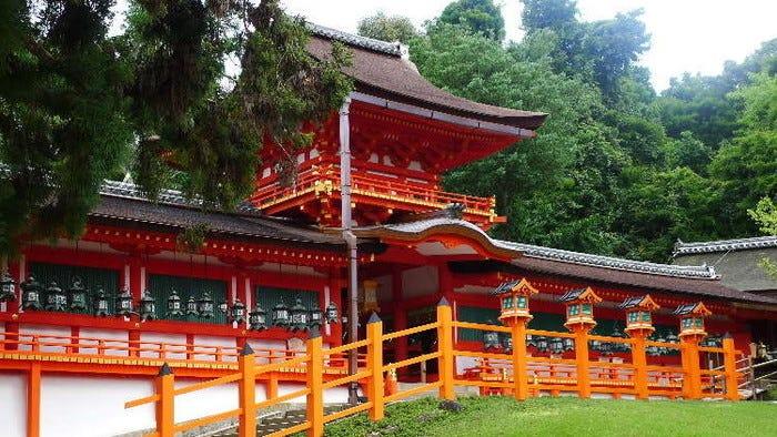 일본 나라 가볼만한곳 - 세계유산이 가득한 나라에서 놓칠 수 없는 신사와 불각 모음.