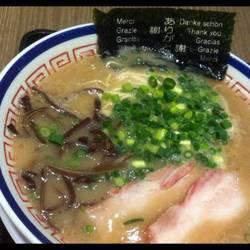 博多長浜らーめん 田中商店 ダイバーシティ東京プラザ店 の画像