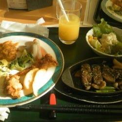 シーサイドホテル 舞子ビラ神戸 テラスレストラン サントロペ の画像