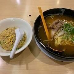 ラーメン 宝来 阪急三番街店 の画像