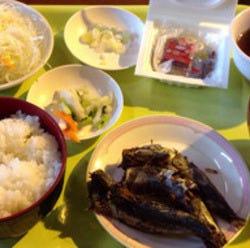 土浦魚市場 食堂 の画像