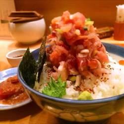日本橋海鮮丼 つじ半 の画像