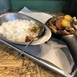 野菜を食べるBBQカレーcamp 新橋本店 の画像
