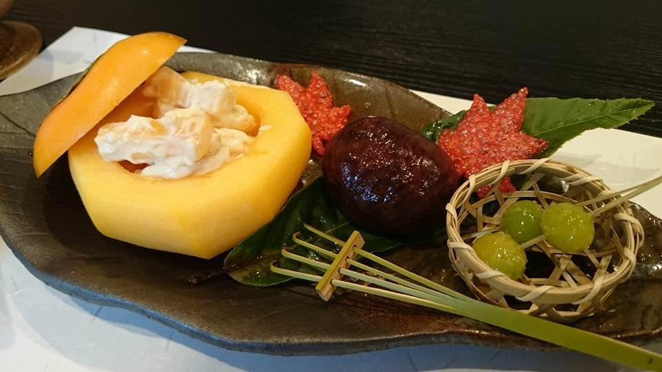 四季香る前菜盛り合わせ「秋」
