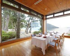 奥琵琶湖マキノグランドパークホテル レストラン 竹生