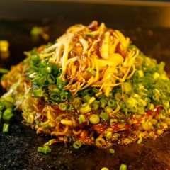 広島風お好み焼き・創作鉄板料理 かめはめは