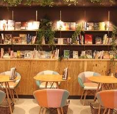 本棚食堂 mizu ニトリモール枚方店