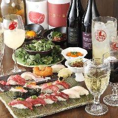 伊勢佐木町 肉寿司 の画像