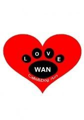 Cafe&Dog run LOVEWAN の画像