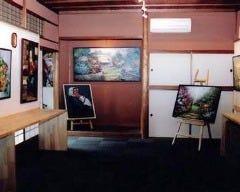 ギャラリー&カフェ 絵のある風景