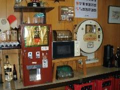 ニューカヤバ銘酒コーナー