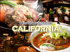 Hamburgsteak CALIFORNIA ヨドバシ博多店