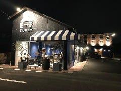 E→F CURRY 高柳店