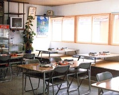 ジンギスカン食堂