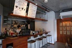 コーヒーマフィア西新宿店