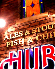 BRITISH PUB HUB 柏西口店