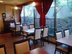 三島 洋風レストラン かぼちゃ