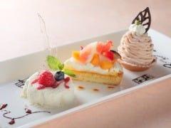 カフェ フォレスタ /ホテル椿山荘東京