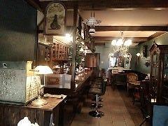アンティーク珈琲館 魔女のランプ