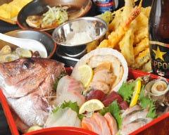 海鮮屋台 おくまん 西本町店