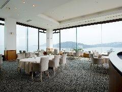 鳥羽国際ホテル カフェラウンジ の画像
