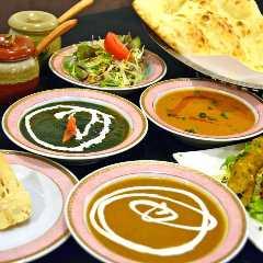 インド料理 王様のカレー 富士宮 宮原店