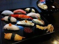 寿司割烹 天領