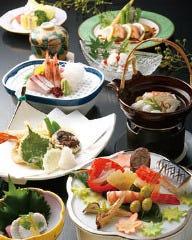 日本料理 魚忠