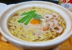 鍋焼きラーメン 千秋