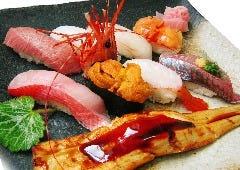 寿司ダイニング 山傳丸