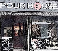 元町カフェバー POUR HOUSE(ポアーハウス)