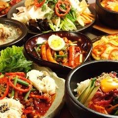 炭火焼肉 韓国料理 一楽 の画像