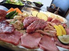 焼肉料理店 お田