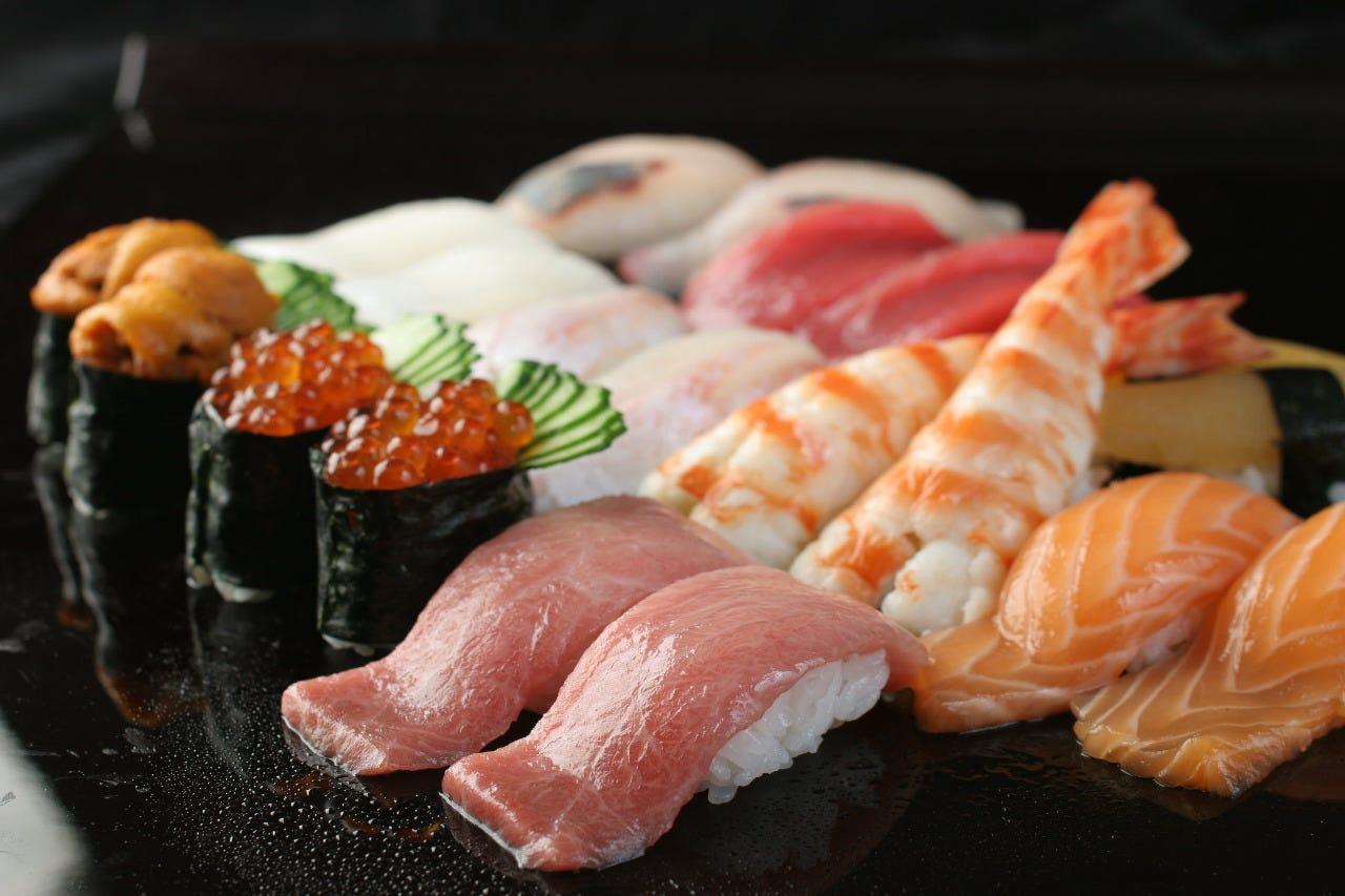 梅田 回転寿司