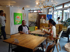 GALLERY COOCA&CAFE